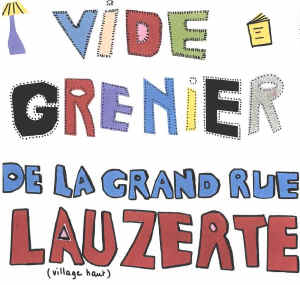 Illustration de « Vide grenier de la Grand Rue »